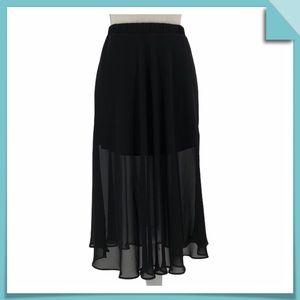 Soprano Chiffon Skirt Size XS